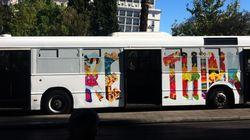 A Athènes, Rethink! l'Art contre la