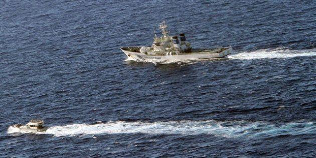 Des navires militaires chinois à proximité de l'île japonaise de