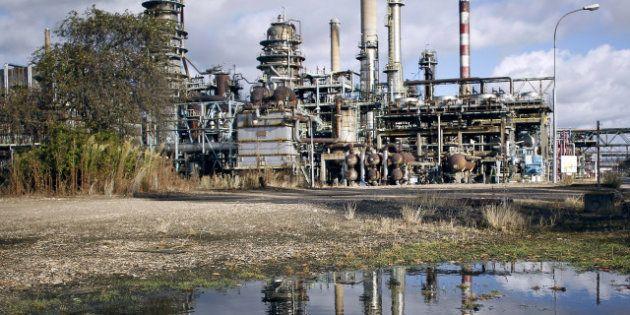 Petroplus: la raffinerie de Petit-Couronne est mise en