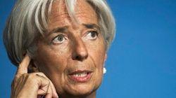 Les deux craintes de Lagarde? L'Espagne... et les