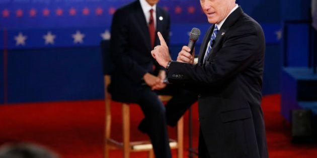 VIDÉO. Romney remis à sa place lors du deuxième débat à propos des attentats en