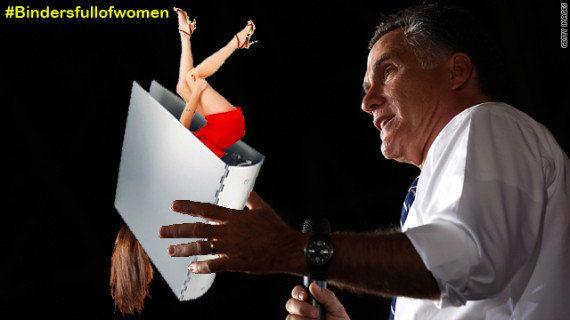 Mitt Romney parle de