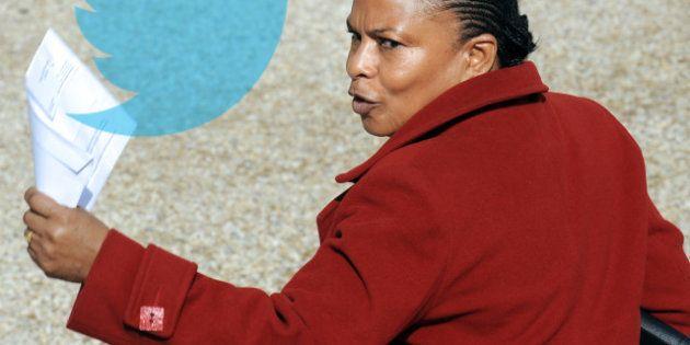 Affaire #UnBonJuif sur Twitter: Christiane Taubira rappelle que ces messages sont punis par la