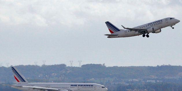 Air France et la SNCF appellent à la grève pour la veille des vacances de la