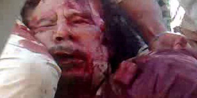 De nouveaux éléments sur le meurtre de MouammarKadhafi et des exécutions de masse par les rebelles