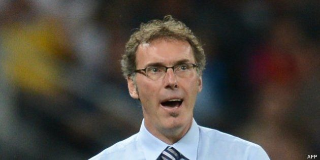 Football: Laurent Blanc va devenir le nouvel entraîneur de l'AS