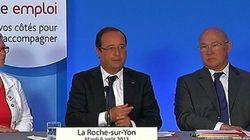 Croissance : Hollande confirme son