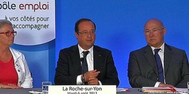 Hollande et la croissance: il reste optimiste sur la reprise