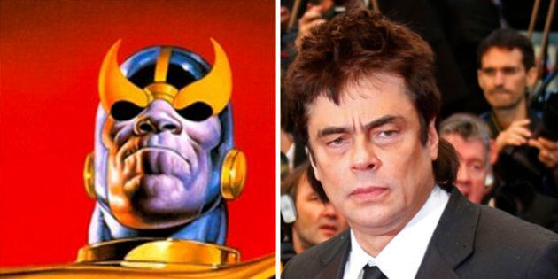 Benicio Del Toro rejoint le casting de Guardians of The Galaxy, l'un des prochains