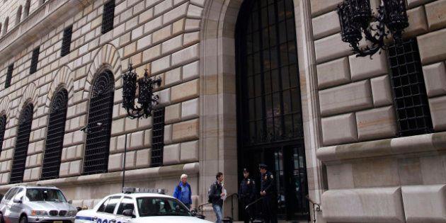 Un homme arrêté pour avoir voulu faire exploser la Fed à New