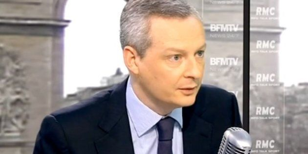 Mariage gay: l'UMP Bruno Le Maire choisit l'abstention plutôt que le rejet de la