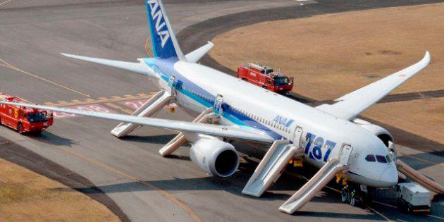 Boeing 787: le Japon accusé de négligences, la flotte mondiale toujours clouée au
