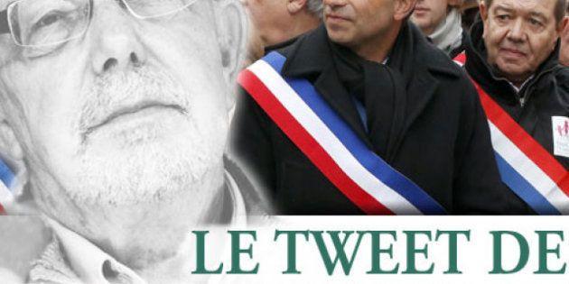 Le tweet de Jean-François Kahn - Quand l'UMP se mettait au service du mariage pour