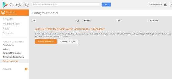 Streaming: Google Play Music All Access, le nouveau concurrent de Deezer et Spotify est disponible en