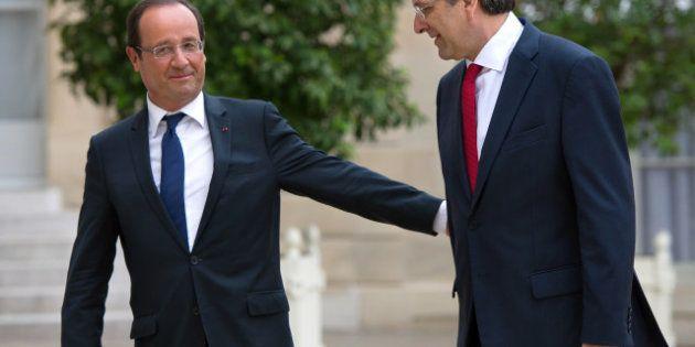 Zone euro: François Hollande effectuera