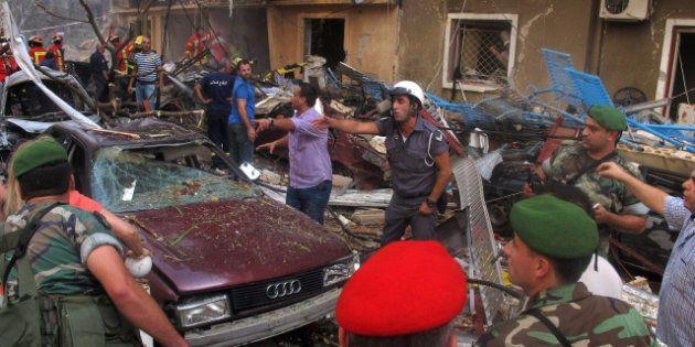 EN DIRECT - Beyrouth : un attentat à la voiture piégée fait au moins 3 morts et 78