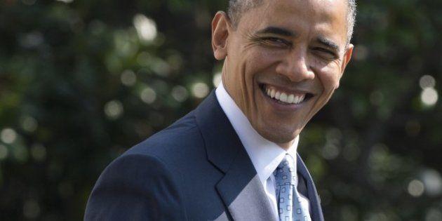 Obama moque la