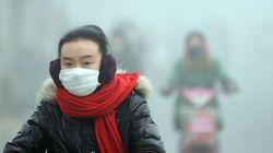 En Chine, de l'air en canette pour lutter contre le