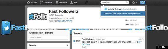 Achat de followers sur Twitter: nous avons fait le test et acheté 50.000