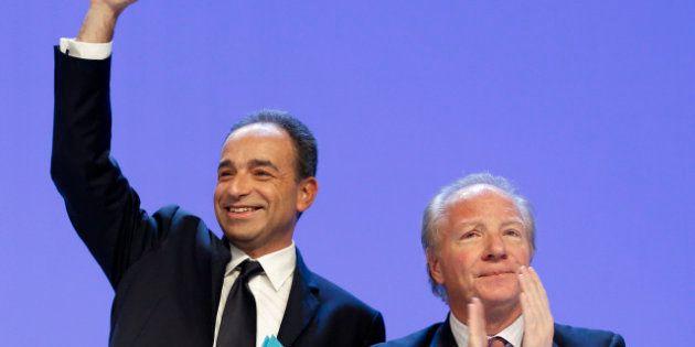 Brice Hortefeux annonce qu'il soutient Jean-François Copé pour la présidence de l'UMP,
