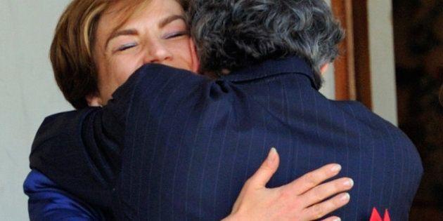 L'ancienne ministre UMP Chantal Jouanno rejoint l'UDI de Jean-Louis Borloo, dont elle prendrait la