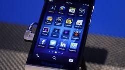 Les deux nouveaux BlackBerry, l'ultime coup de poker de