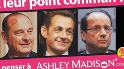 L'infidélité des présidents français utilisée dans une