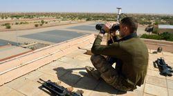 Mali: l'armée française bloquée à l'aéroport de Kidal par une tempête de