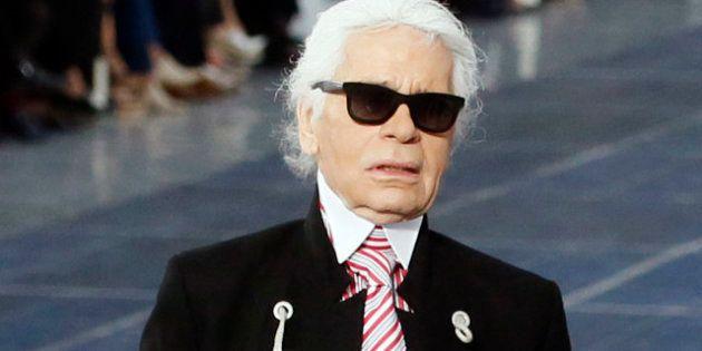 Karl Lagerfeld n'a pas insulté François Hollande dans une interview pour Marie