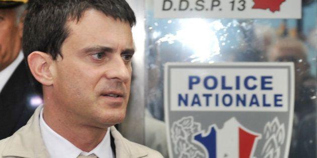 Manuel Valls promet le recrutement de 6000 gendarmes et policiers en