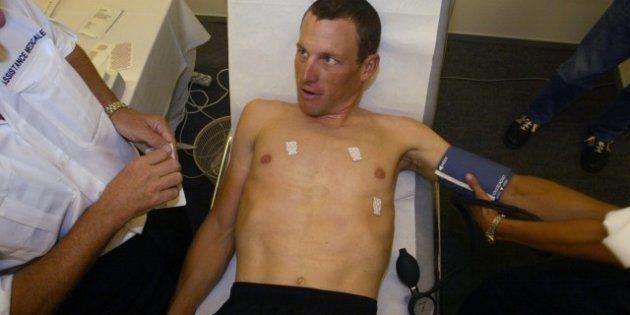 Lance Armstrong officiellement déchu de ses 7 Tours de France par
