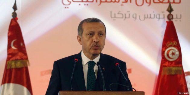 Turquie: Recep Tayyip Erdogan exclut de renoncer au projet urbain controversé à