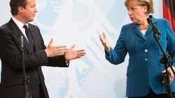 Budget UE: Merkel met Cameron sous