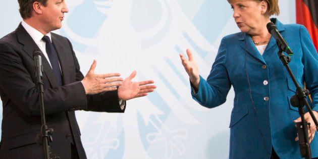 Budget UE: Merkel menace d'annuler le prochain sommet si Cameron ne revient pas sur sa