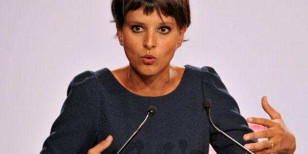Najat Vallaud-Belkacem veut revoir la place des homosexuels dans les manuels