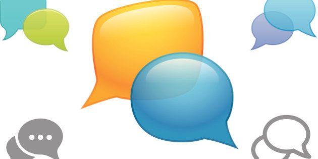 Vector collection of Speech Bubble