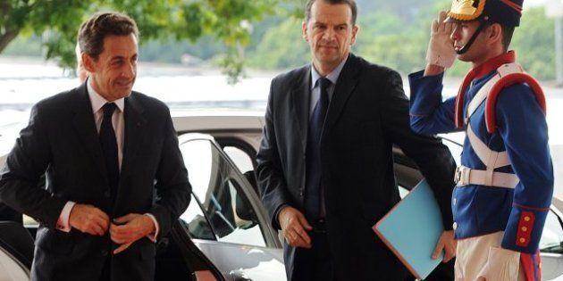 Nicolas Sarkozy reçu au Brésil par Dilma Rousseff avant une nouvelle
