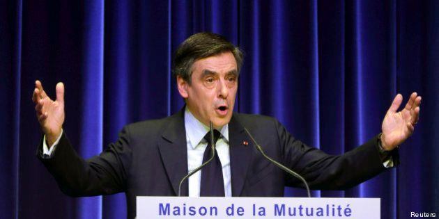 François Fillon candidat à la présidence de la République