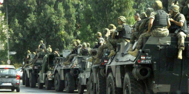Beyrouth est sous contrôle de l'armée, Saad Hariri veut renverser le