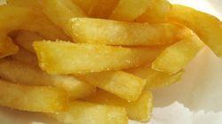 Les secrets de fabrication des frites du