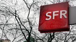 SFR, toujours un train de