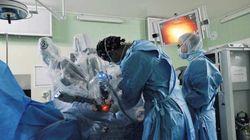 Des chirurgiens français retirent un rein par le nombril, une