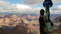 Le Grand Canyon débarque sur Google Street View grâce à une nouvelle