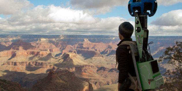 PHOTOS. Le Grand Canyon débarque sur Google Street View grâce à la nouvelle technologie du