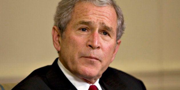 VIDÉO. George W. Bush :