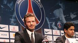 David Beckham signe au PSG : pas de vrai