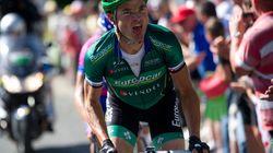 Voeckler remporte sa deuxième étape et enfile le maillot à