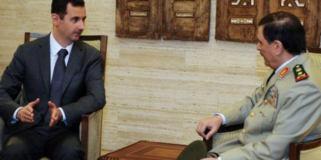 Syrie: premières images d'Assad depuis l'attentat, qui n'a finalement pas quitté Damas comme l'affirmait