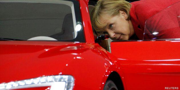Chine : les voitures allemandes menacées, juste après le vin