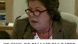 L'élue FN qui a poussé Gollnisch à montrer ses